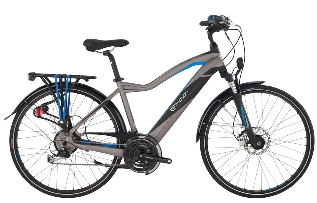 EasyMotion EVO City Bike