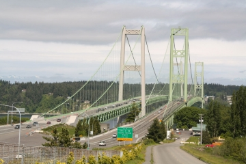 Sunday Decide to Ride - Tacoma Narrows Park and Ride